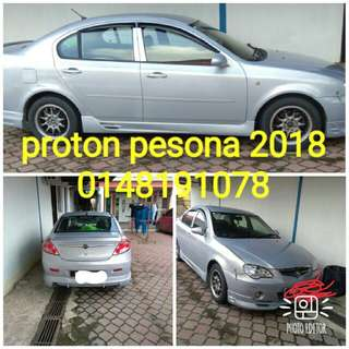 Proton pesona 2008