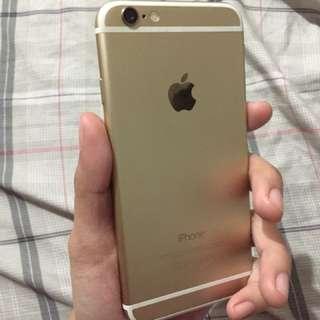 iPhone 6 64GB GOLD (FU not GPP)