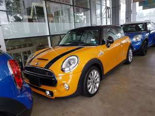 Mini Cooper S F55 / F56 Unreg