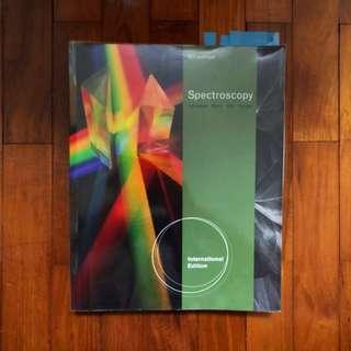 Spectroscopy 4th Edition