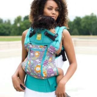 Lillebaby Complete All Seasons 3D Mesh Carrier (Lily Pond)