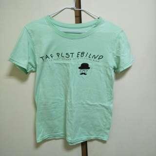 🚚 馬卡龍綠棉T短袖#舊愛換新歡#有超取最好買