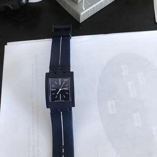 Swatch Flip Watch