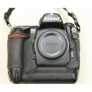 (二手) Nikon D2X +Nikon18-200 一機一鏡