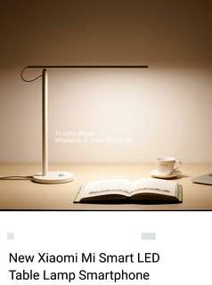 Xiaomi 小米智能 LED 座枱燈 Smart Table Lamp