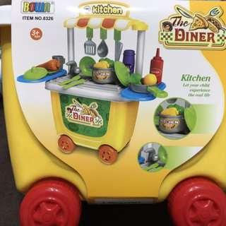 🍳廚房親子遊戲組《DIY》