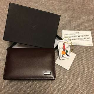 Porter Leather Wallet