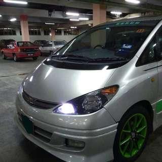 Toyota Estima Cash