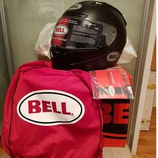 Bell Vortex Helmet SIZE MEDIUM X-LARGE XL XX-LARGE XXL  ONLY Adult Full Face Street Motorcycle Motorbike Helmet Matte Black