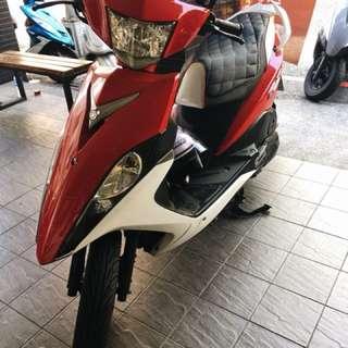 2012 Yamaha rszero