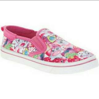 Shopkins slip on shoes (orig)