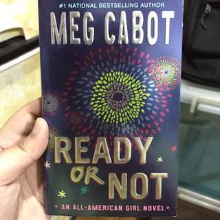 Meg Cabot - Ready or Not