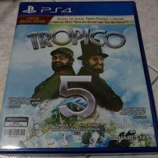 PS4 - Tropico 5