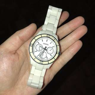 Fossil Boyfriend Watch for Women