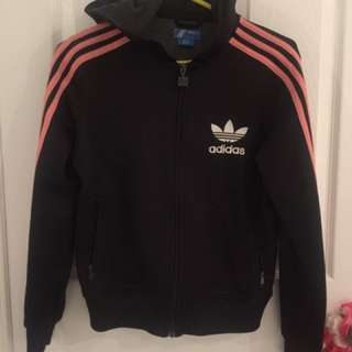 Adidas zip up hoody