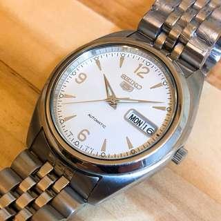 SEIKO 自動機械腕錶
