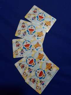 Limited Edition - Doraemon ez link card