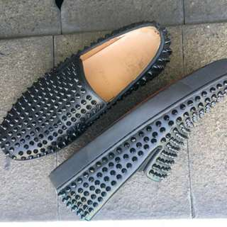 Louboutin roller boat 100% AUTHENTIC