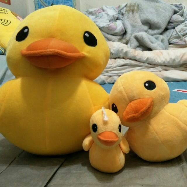 黃色小鴨*3 🐥🐥🐥