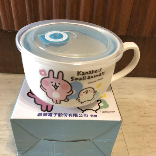 卡娜赫拉的小動物陶瓷保鮮碗650ml