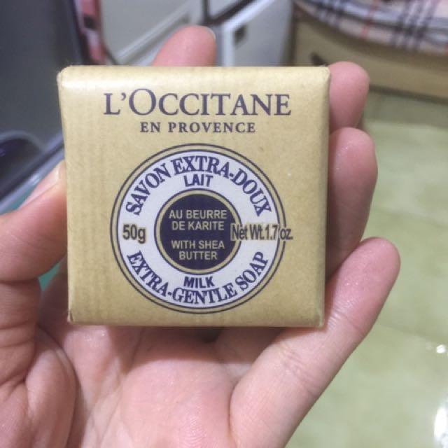 歐舒丹乳油木皂