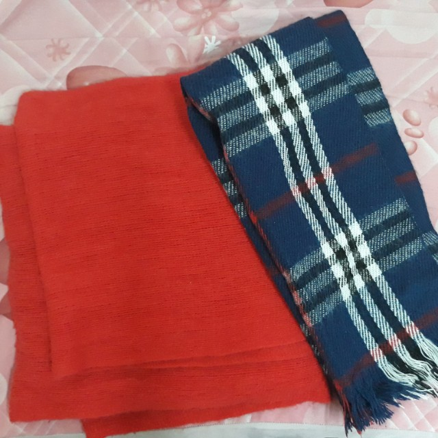 圍巾  #換季五折