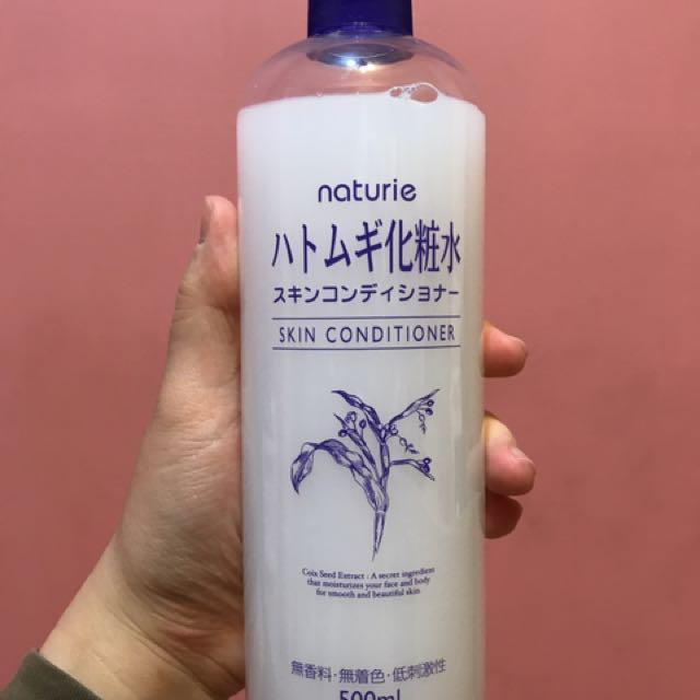 日本 薏仁 化妝水