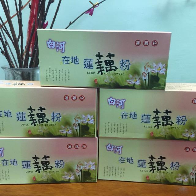 白河 天然 蓮藕粉