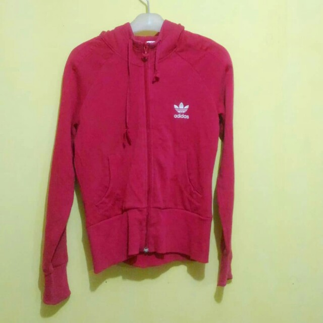 Adidas Hoodie Zip Original