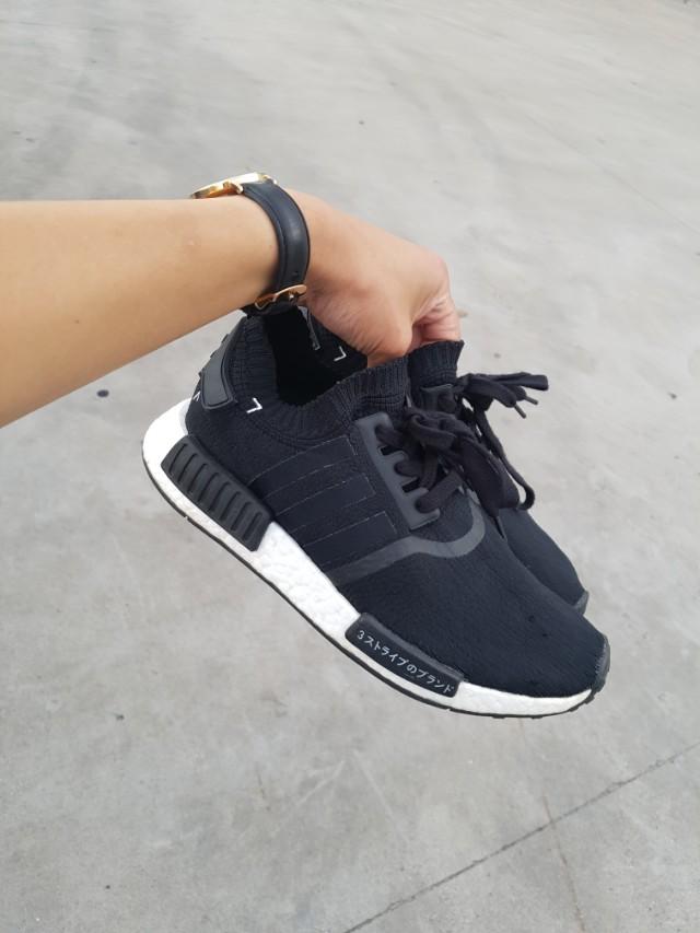 Adidas Japan Black Pk NMD