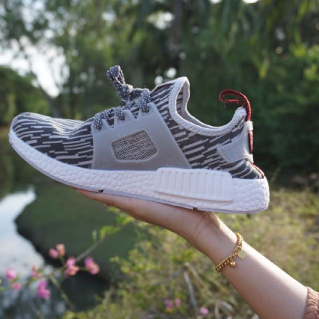 13188ad5d Adidas NMD xr1 PK Grey Red