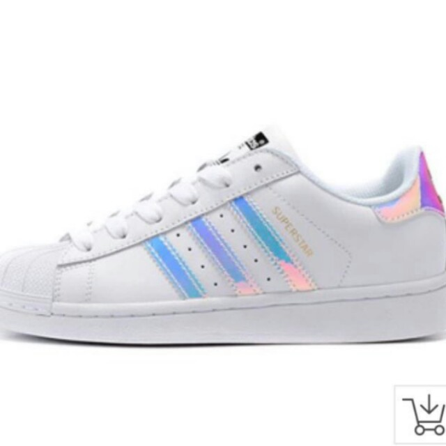 adidas superstar damen holographic