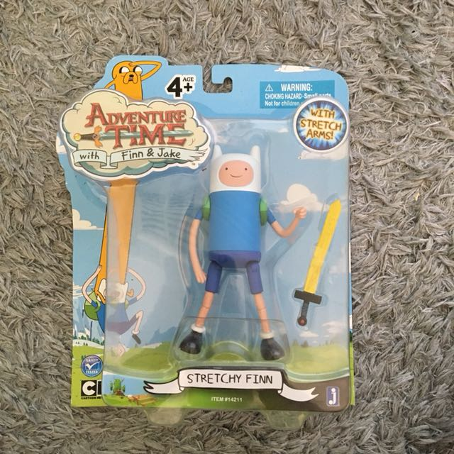 Adventure Time Finn figurine