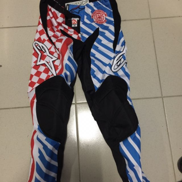 Alpinestar sight speedters pants