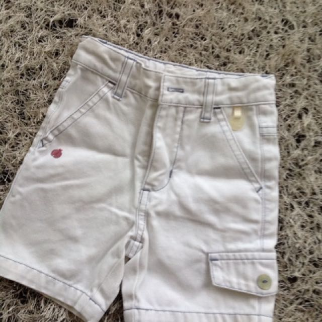 Authentic Trudy & Teddy short