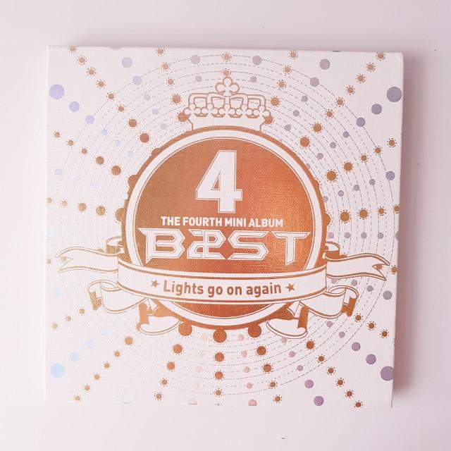 B2ST 'Lights go on again' 4th mini album