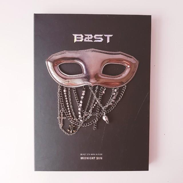 B2ST 'Midnight Sun' 5th mini album
