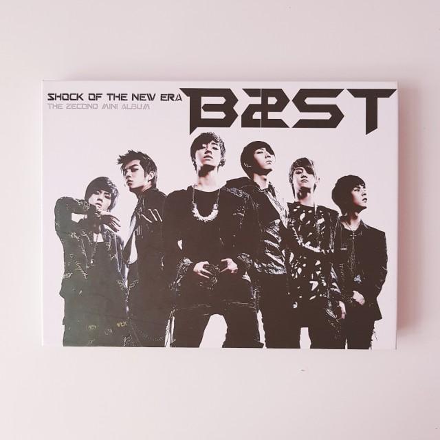 B2ST 'Shock of the new era' 2nd mini album