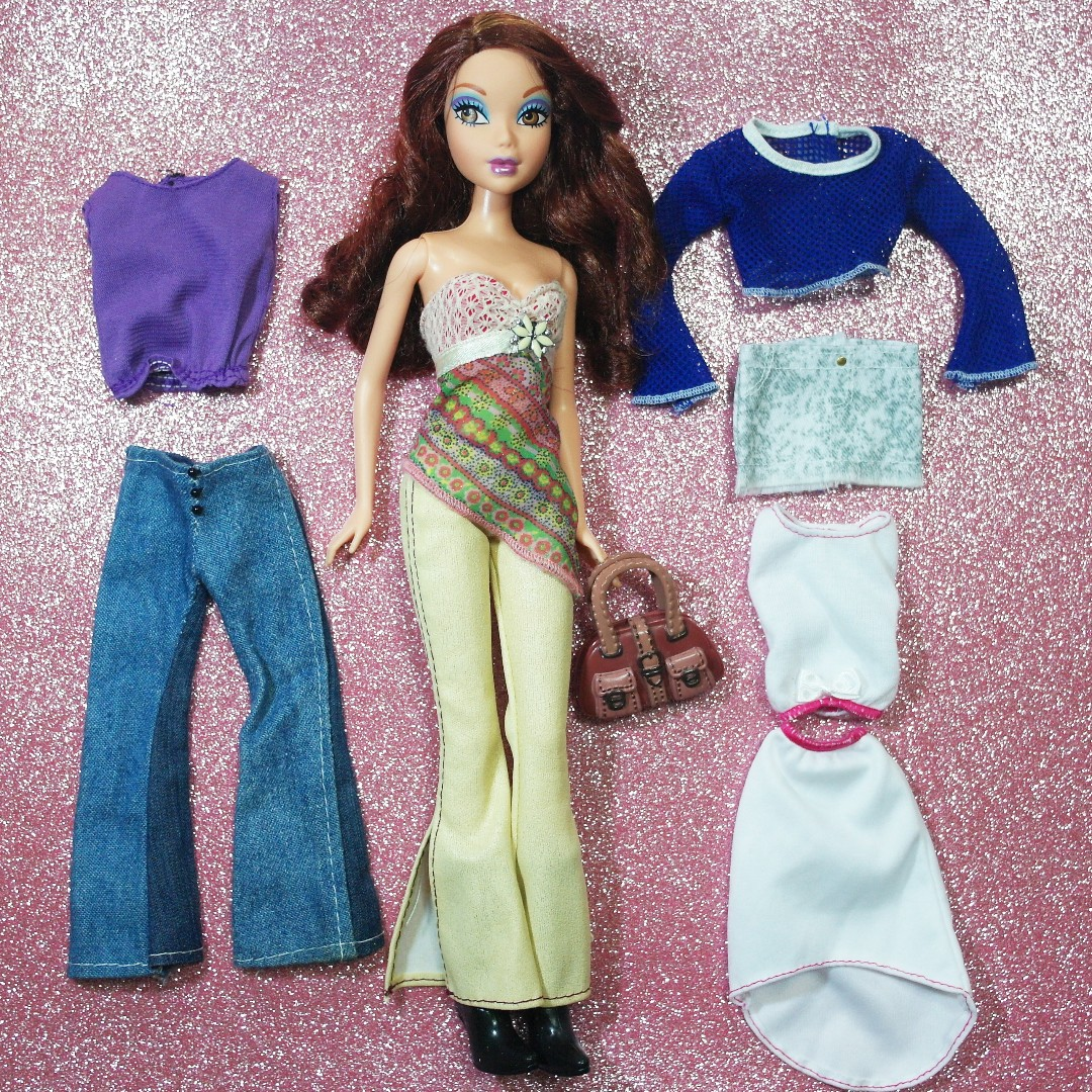 Barbie Myscene doll set