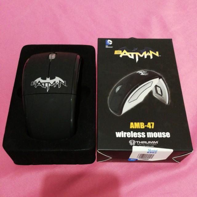 Batman Wireless 🐁