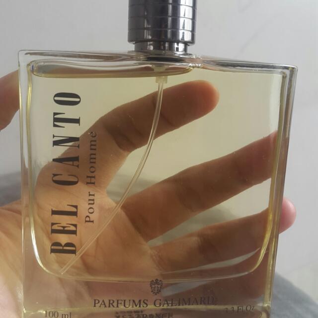 Bel Canto Perfume