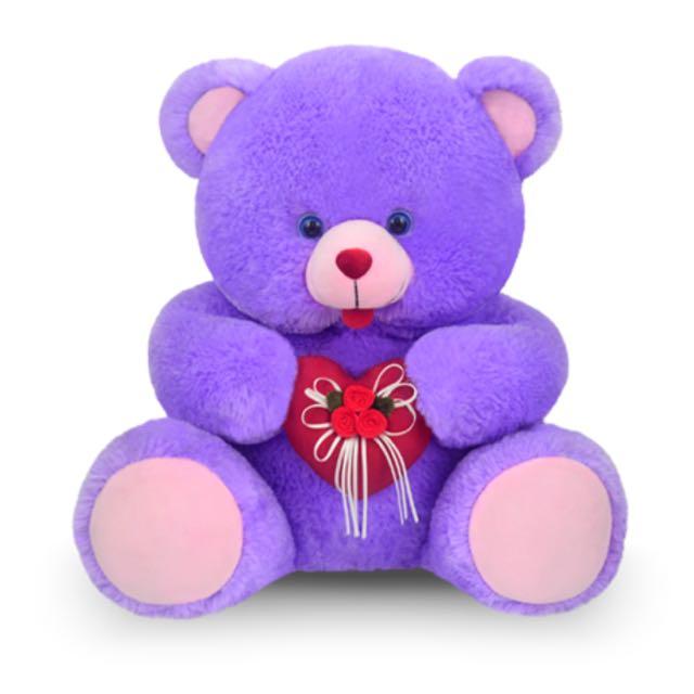 Blue Magic teddy bear