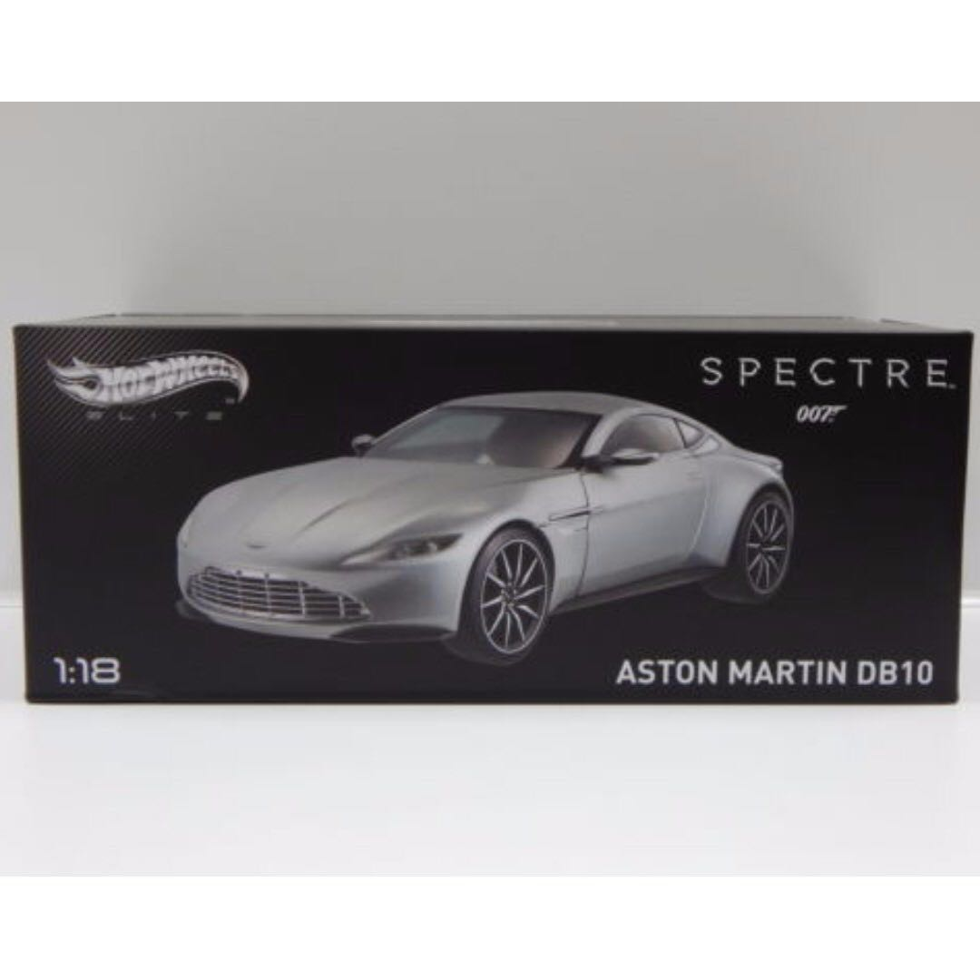 Brand New 1 18 James Bond Spectre Aston Martin Db10 Fixed Price No 10 Cents Change Given