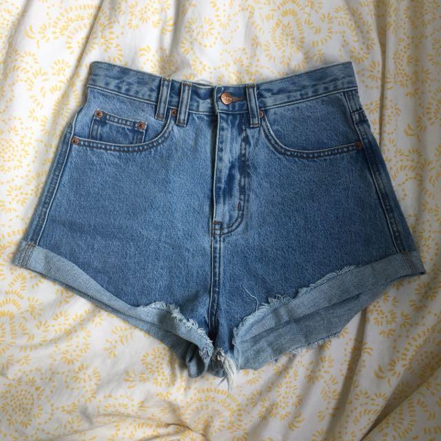 Brand new Insight denim shorts