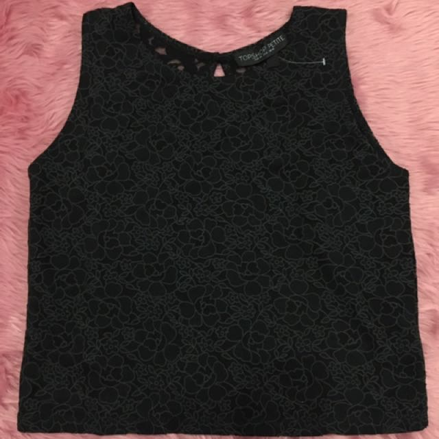 Brand New Topshop Sleeveless Top
