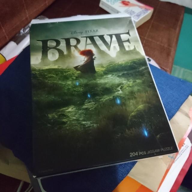 Brave 204 pcs. puzzle