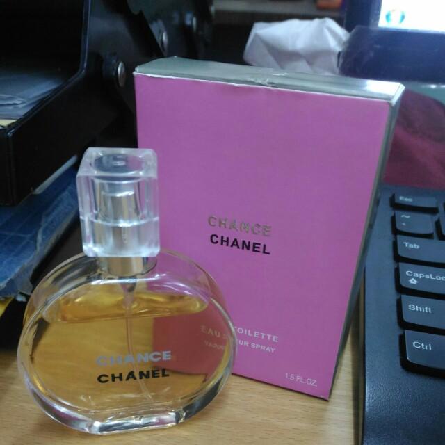 Chanel parfum OS