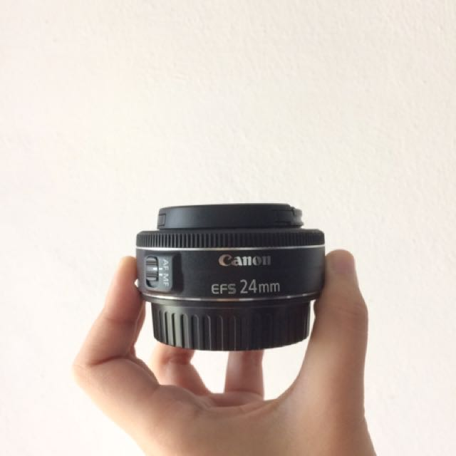 (1 day sale only!) Canon 24mm f2.8