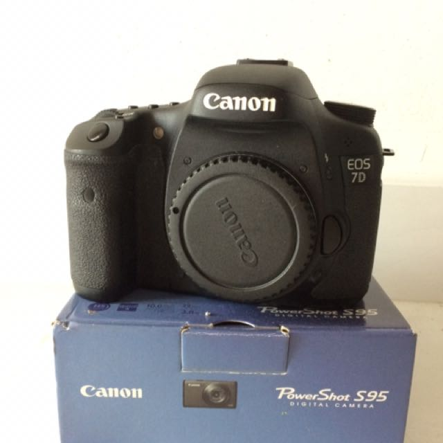 (1 day sale!) Canon 7D mark i