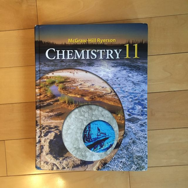 Chemistry 11 McGraw Hill